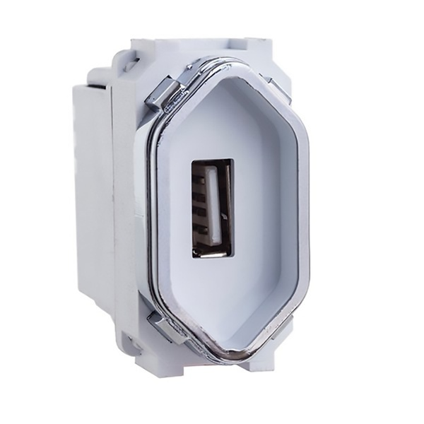 Módulo Carregador USB 2A 1200/148 Novara Dicompel