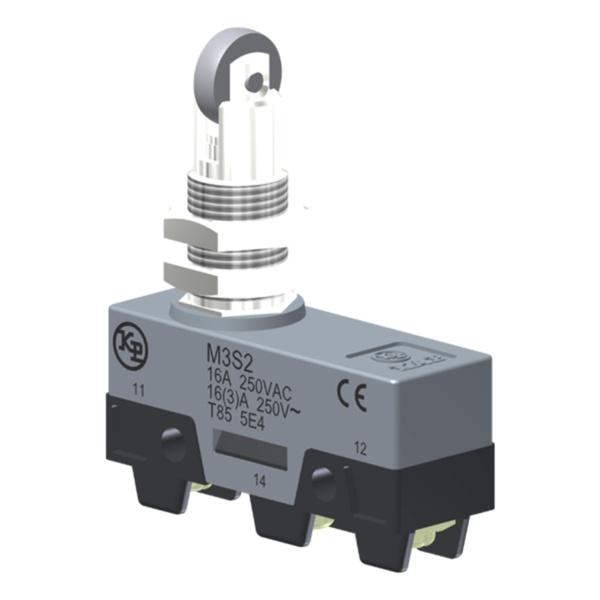 Microrutor Básico (micro chave) M3S2 Kap