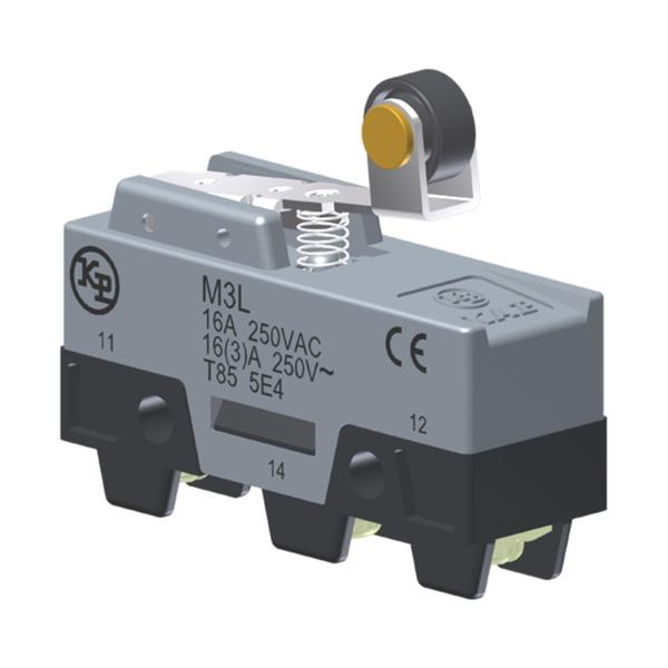 Microrutor Básico (micro chave) M3L Kap