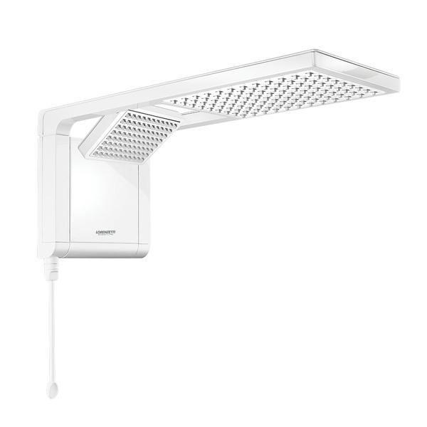 Chuveiro e Ducha Acqua Duo Ultra Eletrônica Branco 220V 7800W Lorenzetti