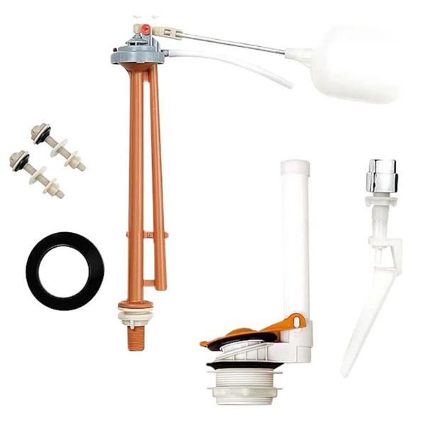 Kit Mecanismo para Caixa Acoplada Conjunto Completo Simples M3024/NZ Astra