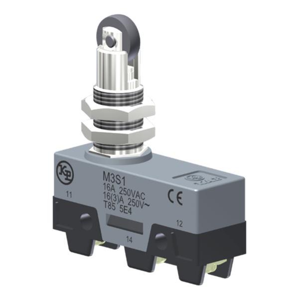 Microrutor Básico (micro chave) M3S1 Kap