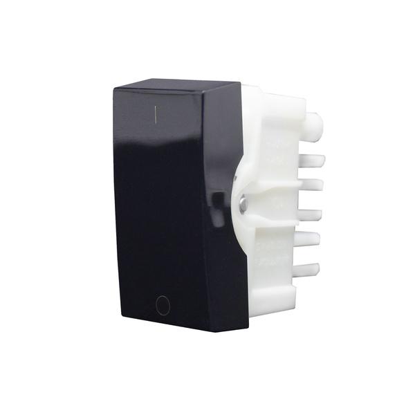 Interruptor Bipolar 10A 85504 Black Piano Inova Pró Class Alumbra