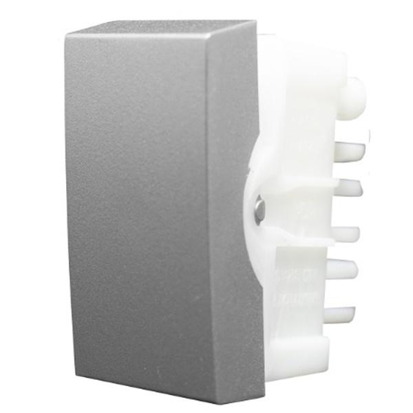 Interruptor Bipolar 10A 85554 Titanium Inova Pró Class Alumbra