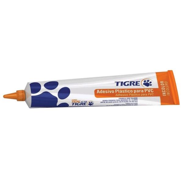 Adesivo Pvc Incolor 75g Tigre