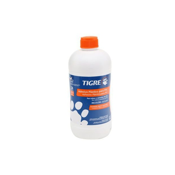 Adesivo Pvc Incolor 850g Tigre