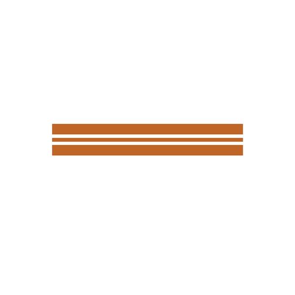 Fita elétrica EF18 9.18 - 3 pistas 20A/750V Eletrofita - metro