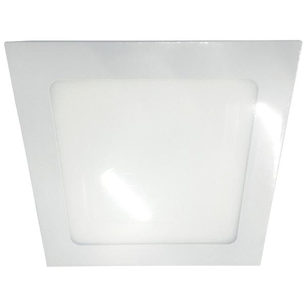 Painel / Plafon de LED Embutir 40x40cm Quadrado 36W Branco Frio
