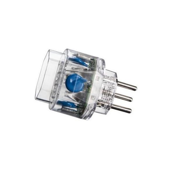 Protetor Portátil Contra Surtos Elétricos 2P+ Terra Cristal Bivolt MarGirius