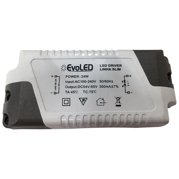 Driver para Plafon de LED 24W Bivolt Evoled