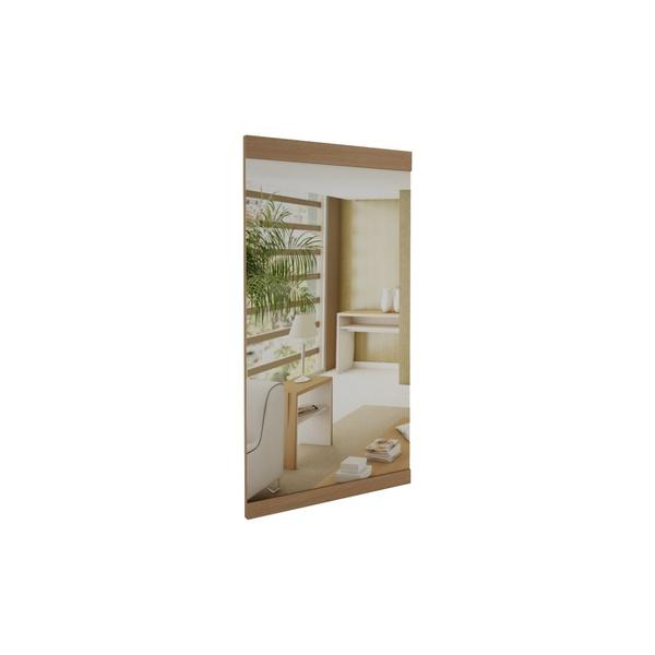 Espelho Frizz Retangular Amêndoa 210cm Rudnick