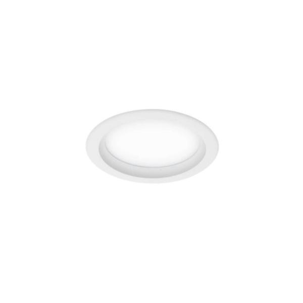 Plafon de Embutir Perfil 44,5x11,5cm 4E27 100W Branco Bivolt Newline