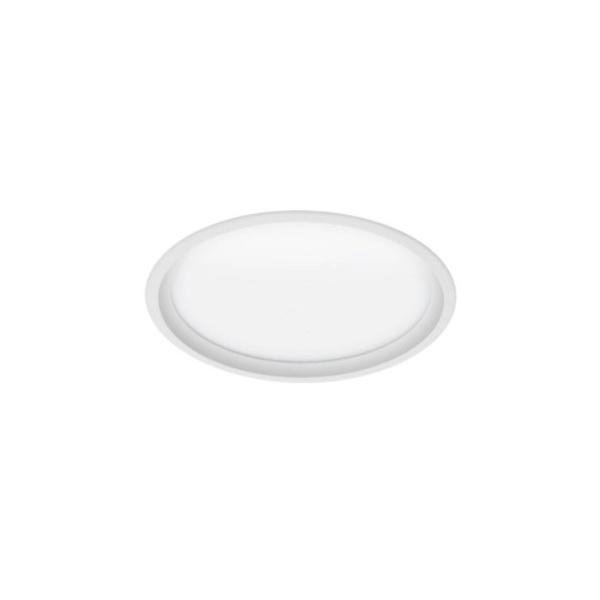 Plafon de Embutir Perfil 63,5x11,5cm 8E27 200W Branco Bivolt Newline