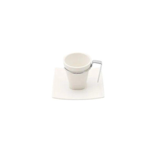 Jogo 6 Xicaras Café Porcelana Spril Wolff