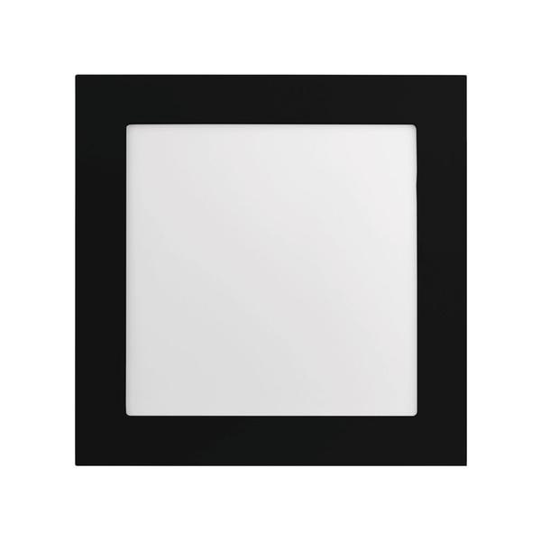 PAINEL LED Embutir 22X22 20W 4000K Preto Save