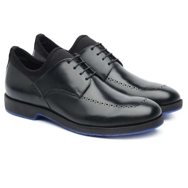 Sapato Casual Masculino Preto 359012