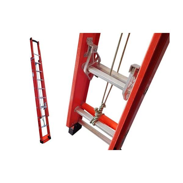 Escadas De Fibra De Vidro Com Prolongadores