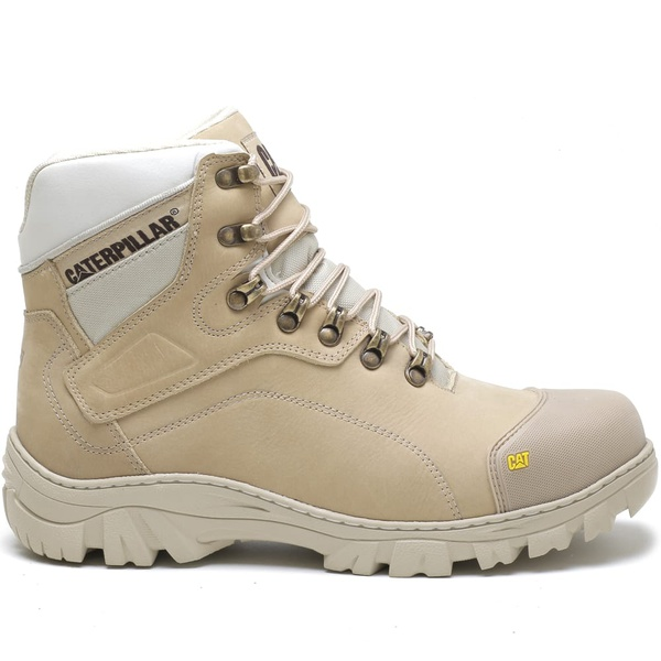 Bota Masculina Caterpillar 9820 - Off-White