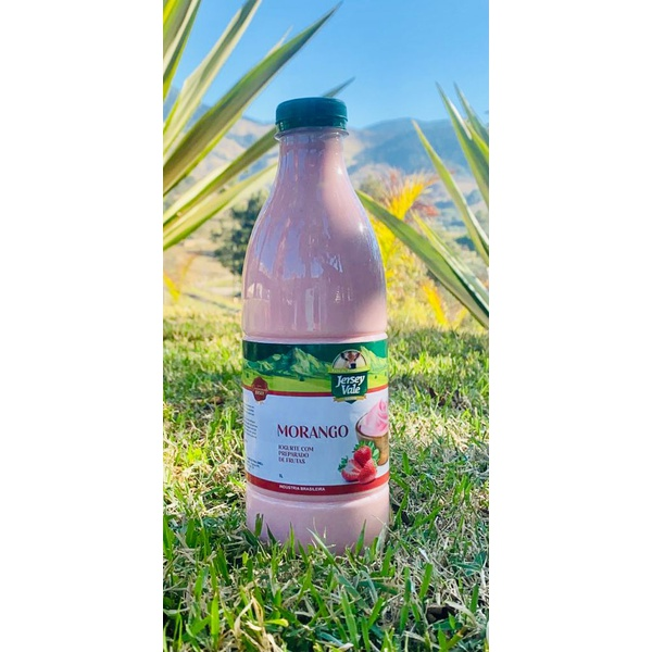 Iogurte Morango 1L