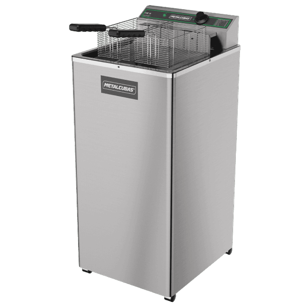 Fritadeira Elétrica Metalcubas - FOE 15 com pés