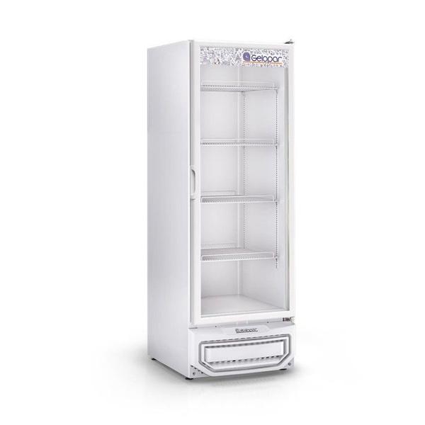 Conservador/Refrigerador Vertical Dupla Ação GPA 57 - Gelopar