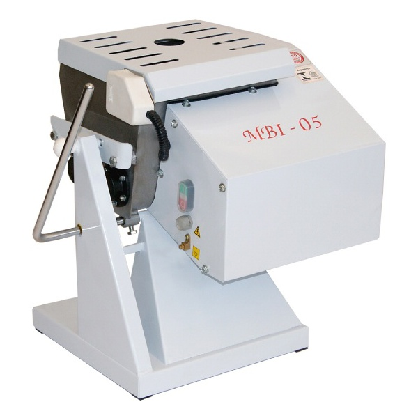 Amassadeira Semi Rápida Basculante Gpaniz 5kg MBI-05 Bivolt