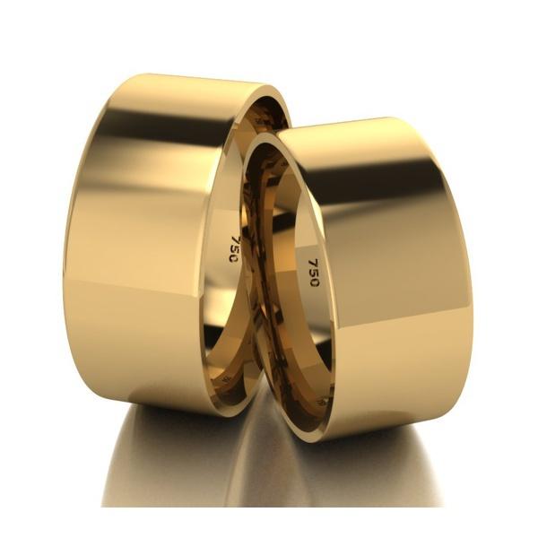 Alianças 7,5mm de Casamento Imbituva