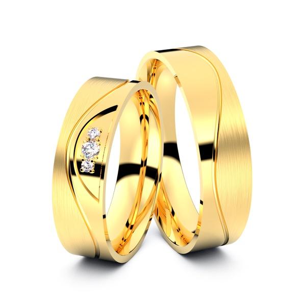 Alianças de Casamento Alagoinhas 6mm