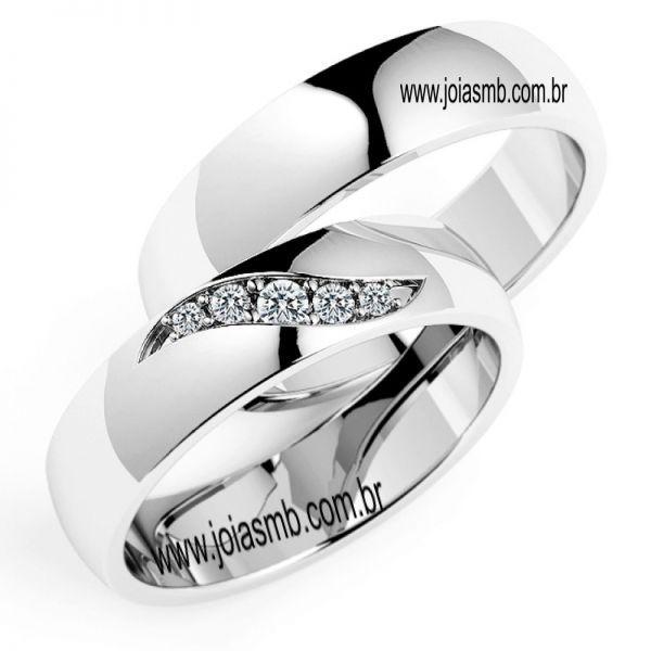 Alianças de Casamento Cabreúva