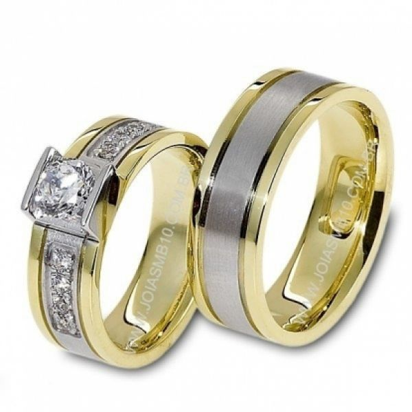 Alianças de Casamento Dubai 6,8mm