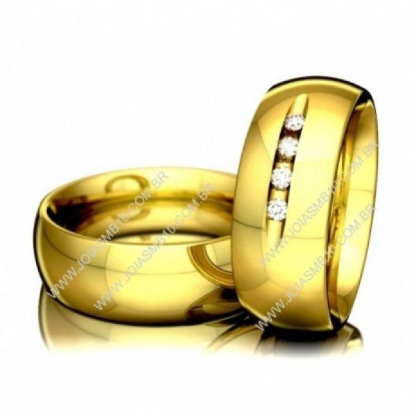 Alianças de Casamento Hortolândia
