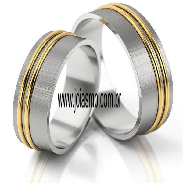 Alianças de Casamento Ilhéus 9mm