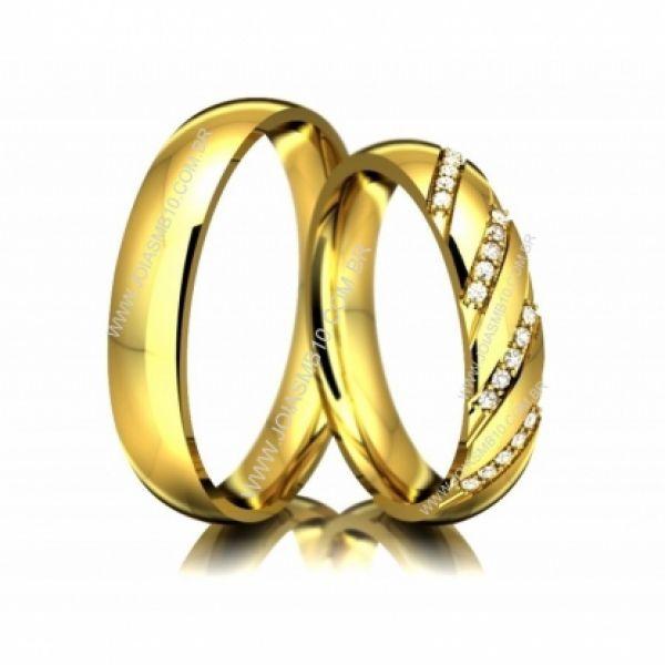 Alianças de Casamento Indaiatuba