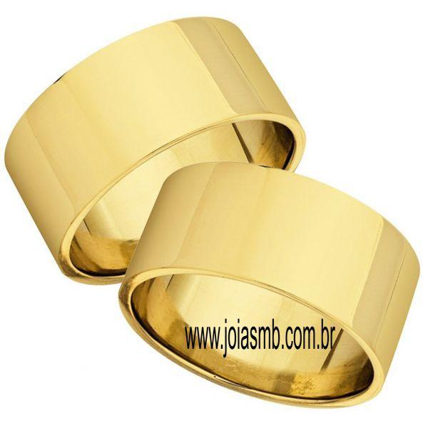 Alianças de Casamento Paragominas 8mm