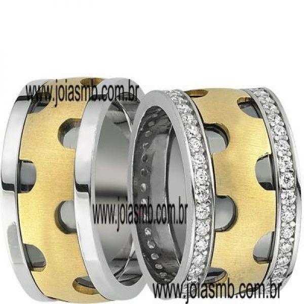 Alianças de Casamento Porto Nacional 11,5mm