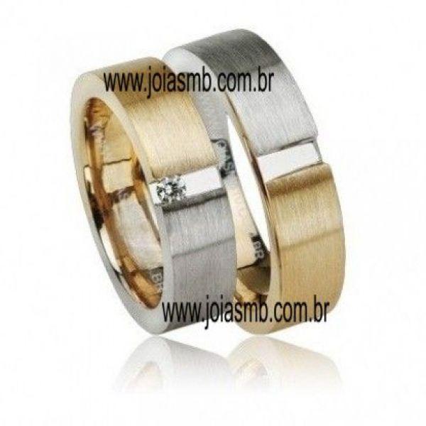 Alianças de Casamento SCIA 7,4mm