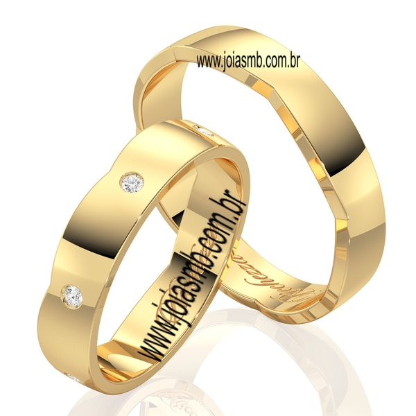 Alianças de Casamento Quissama