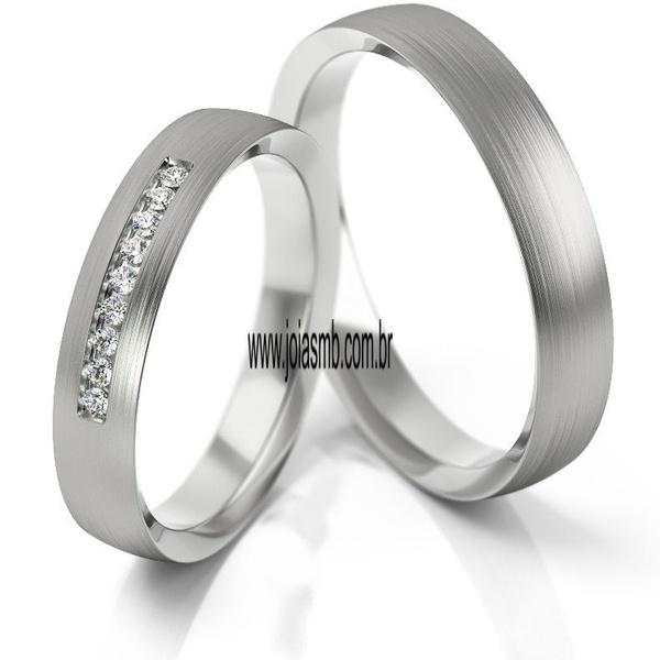 Alianças de Casamento Vargem Grande do Sul 5,5mm