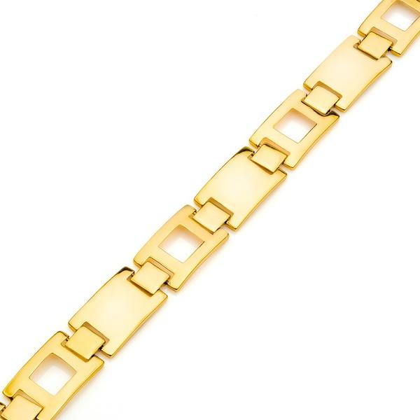 Bracelete de Ouro Campo Grande