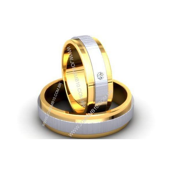 Alianças de Casamento Patrocínio