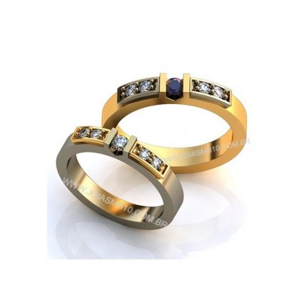 Alianças de Casamento Unai