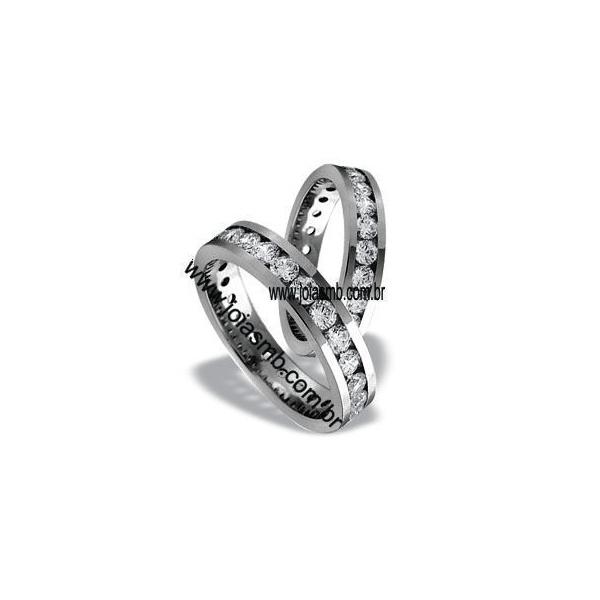 Alianças de Casamento Porto Feliz 5mm