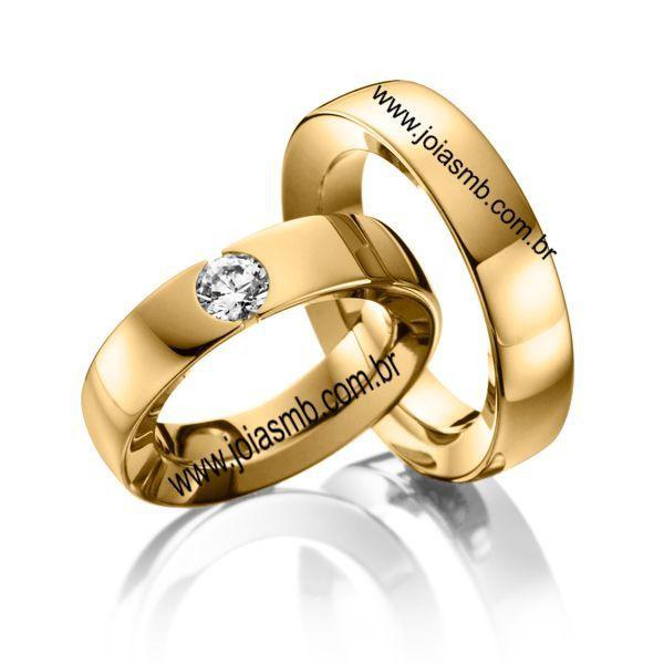 Alianças de Casamento Vitória de Santo Antão 3,5mm