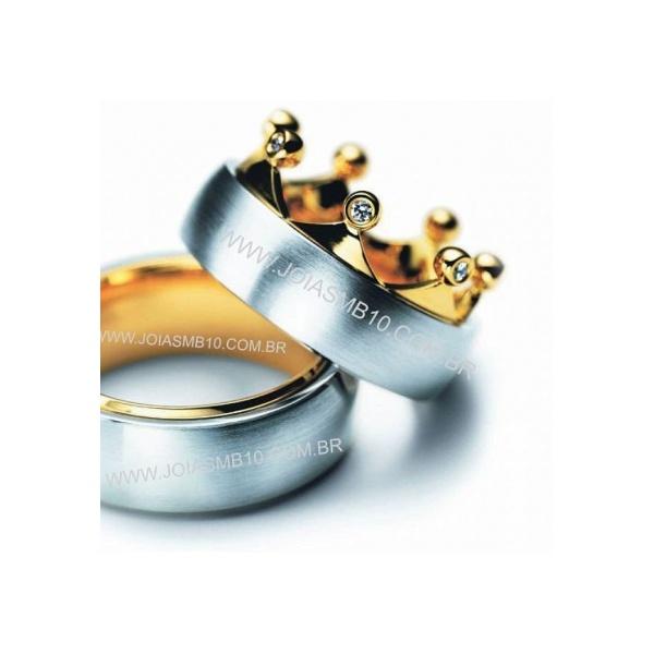 Alianças de Casamento Codó 10,4mm