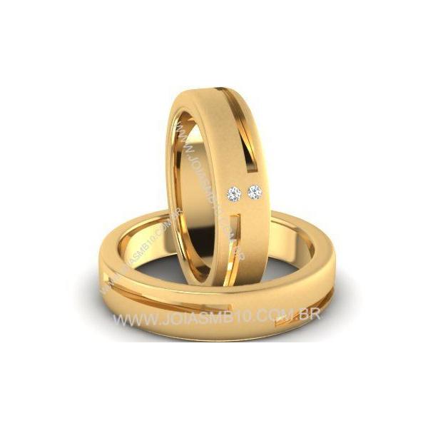 Alianças de Casamento Barra do Piraí 6mm