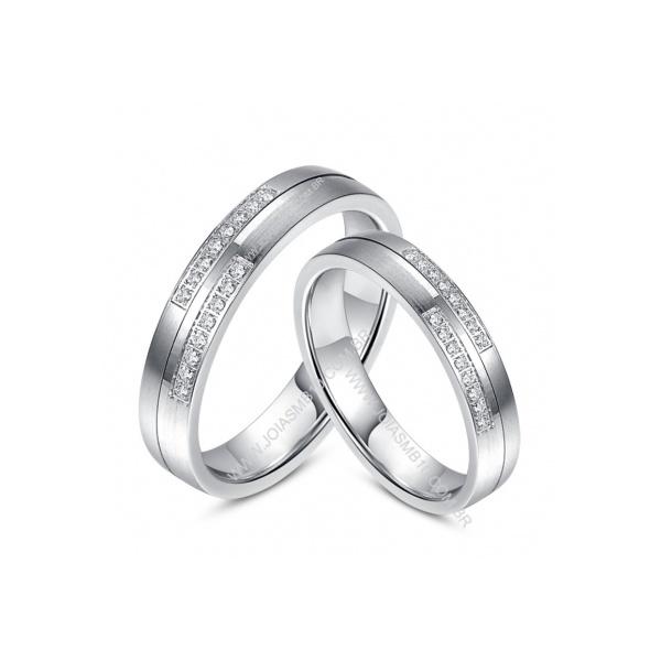 Alianças de Casamento Guaíba 4,5mm