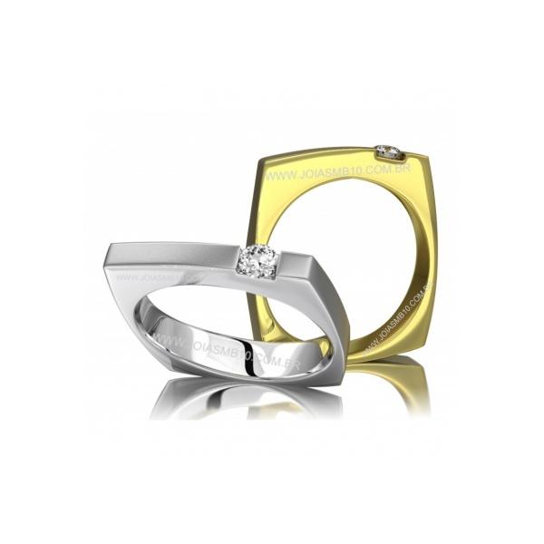 Alianças de Casamento Ilhabela 4,3mm