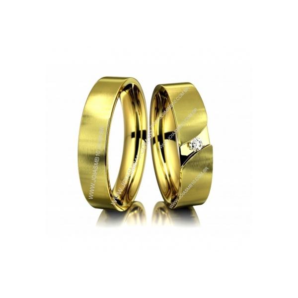 Alianças de Casamento Canoas 5,6mm