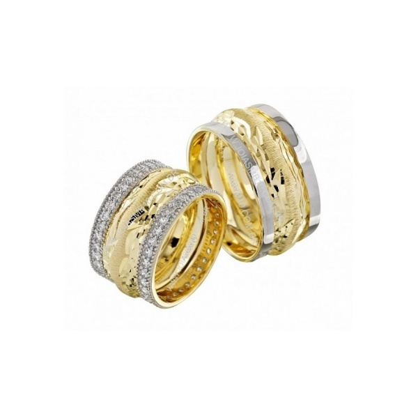Alianças de Casamento Ibaiti 13,5mm