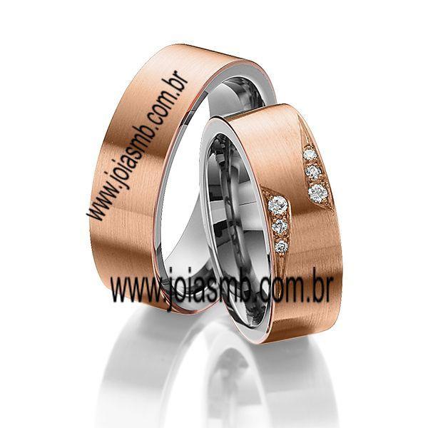Alianças de Casamento Altamira 7mm